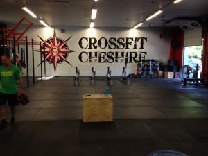 Crossfit Cheshire work photo 2